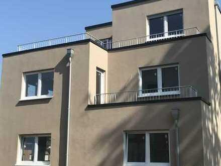 Klimafreundliches Wohnen im Neubau, Energieautakie bis zu 68%, Mieterstrommodell