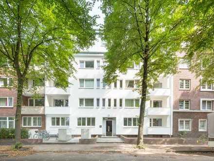Vermietete 2-Zi.-Eigentumswohnung mit Loggia in zentraler Lage!