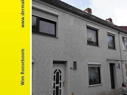 Bremen-Walle: Gemütliches Reihenhaus mit Nebengebäude im beliebten Wiedviertel