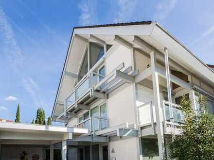 Familiengerechte Architektur - Besonderes Design in klasse Lage!