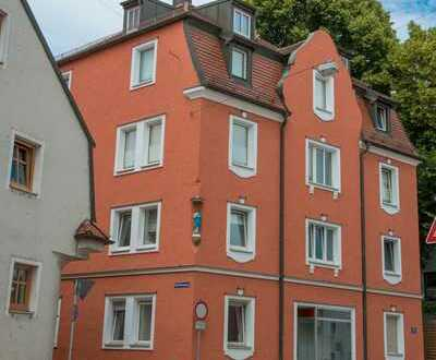 1. OG Wohnung Nähe Stadtzentrum / Stadtamhof
