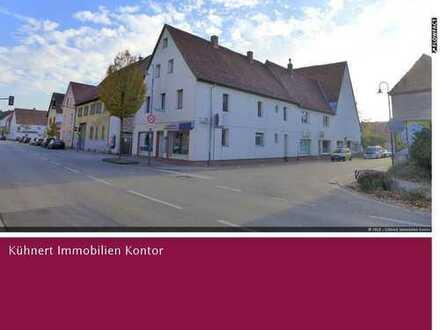 Wohn- und Gewerbeanwesen in Edingen-Neckarhausen