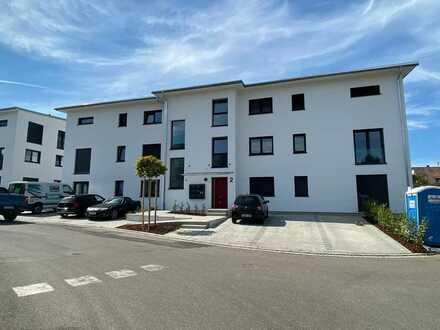 Erstbezug: attraktive 3-Zimmer-Wohnung mit Terrasse und Garten in Nehren