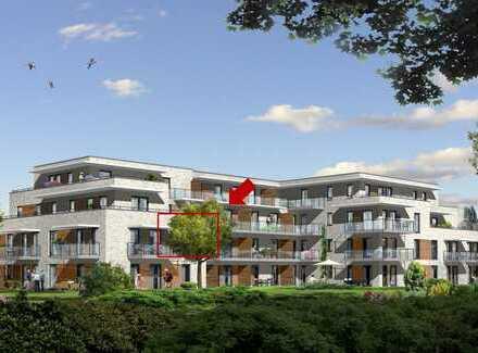Schöner Neubau: 2-Zimmer-Wohnung in Heikendorf
