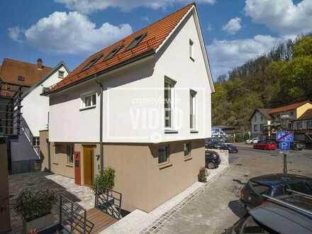 Elegantes Einfamilienhaus im historischen Gerberbachviertel in Weinheim zu vermieten