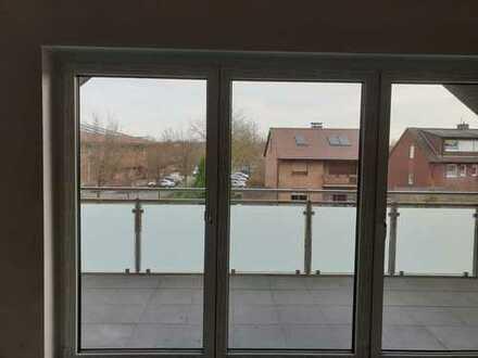 Schöne Neubau - Dachgeschosswohnung mit großer Loggia zu verkaufen!