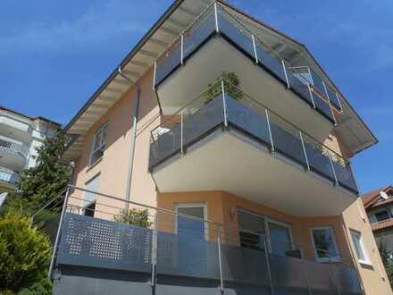 Traumhafte Wohnung mit Blick über Pforzheim
