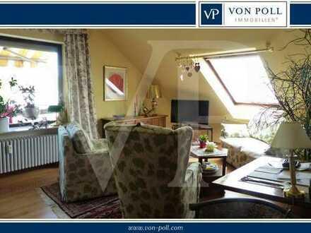 Für den Anleger :Helle 2 Zimmerwohnung in guter Lage