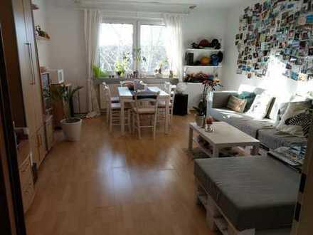 Attraktive 2,5-Zimmer-Wohnung mit Balkon im beliebten Kreuzviertel