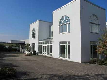 Bad Rappenau-Fürfeld: Moderne Ausstellungs- und Produktionsfläche (# 4198)