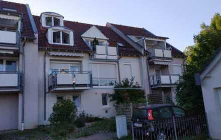 Exklusive, gepflegte 1,5-Zimmer-Wohnung mit Einbauküche in Kleinsachsenheim