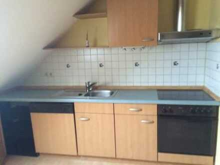 Schöne drei Zimmer DG-Wohnung in Helmstedt (Kreis), Schöningen