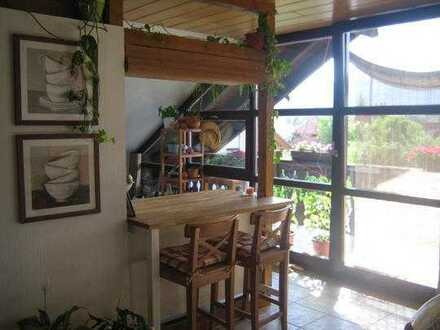 Schöne 2-Zimmer-Wohnung mit Balkon in Malsch