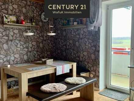 Gemütliche 3-Zimmer-Wohnung in Alfeld mit Balkon