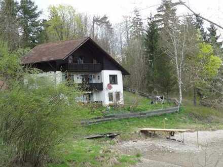 Schönes Haus mit sieben Zimmern direkt am Forggensee in Füssen