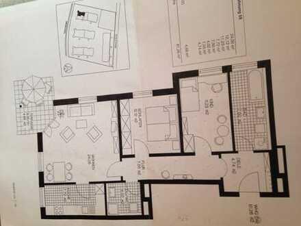 Für eine Referendarin / einen Referendar: Möbliertes Zimmer in Innenstadtnähe