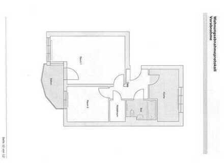 Schöne 2-Zimmer-Wohnung mit EBK und Balkon in Adlershof (Treptow), Berlin