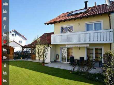 Großzügige Doppelhaushälfte mit sonniger Südwest-Ausrichtung