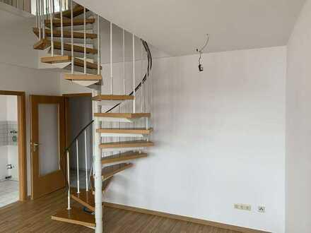 Schicke 3 ZKB Maisonettenwohnung mit Balkon