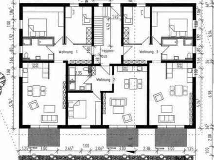 Neuwertige 2-Zimmer-Wohnung in Mittelbiberach