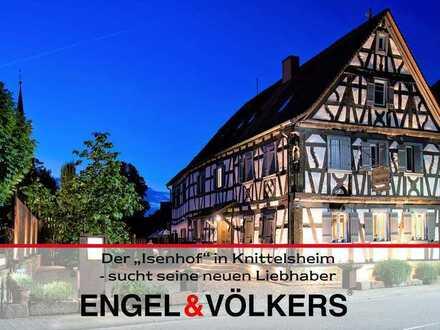 """Der """"Isenhof"""" in Knittelsheim - sucht seine neuen Liebhaber"""