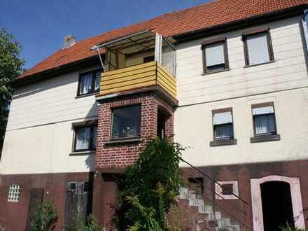 ***Wohnhaus mit Scheune in Erbach-Erlenbach***