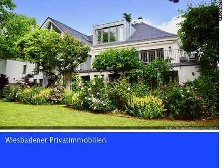Top saniertes Einfamilienhaus mit Traumgarten im Komponistenviertel