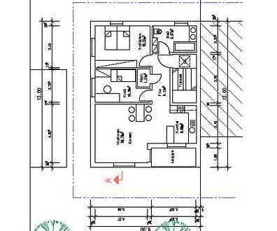 Stilvolle, neuwertige 3-Zimmer-Dachgeschosswohnung mit Balkon und EBK in Waiblingen