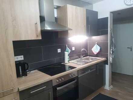 Zimmer zu vermieten / 1 Zimmer ist mit einem männlichen Monteur belegt / Küche Bad gemeinsam