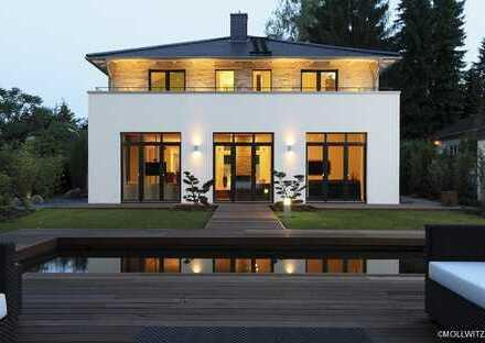 Grün und ruhig in charmanter Lage von Volksdorf - Individuell und gehoben bauen -