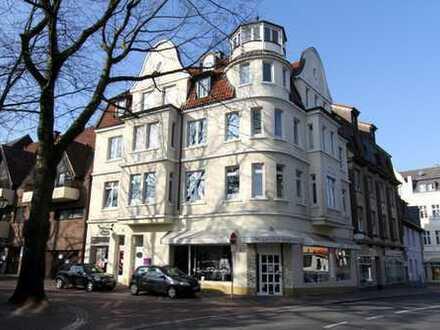 Gepflegte 3-Zimmer-DG-Wohnung zur Miete über den Dächern von Werne