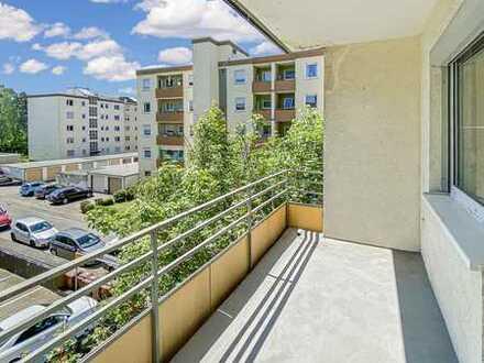 helle Wohnung im 2. OG mit Balkon (max 2. Personen)