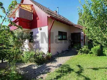 Wohnen oder Kapitalanlage im Erholungsort: Helle 2-Zi.-ETW mit 2 Terrassen und Zugang zum Garten