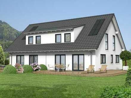 Doppelhaus mit Baugenehmigung in der Hochschulstadt Abensberg