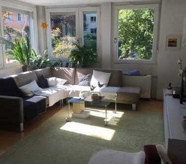 Großzügige, helle, familienfreundliche 4,5-Zimmer-Terrassenwohnung in ruhiger Lage von PRIVAT