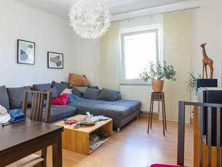 Ansprechende Zwei-Zimmer--Wohnung in ruhiger und zentraler Lage von Stuttgart Münster