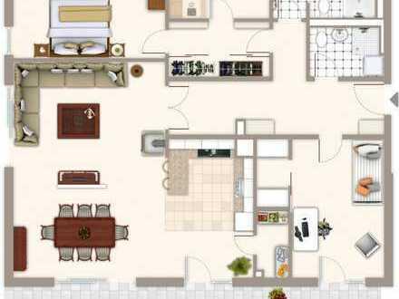 Penthouse, Kamin, ruhige Wohnlage in Strießen, große Dachterrasse, klimatisiert