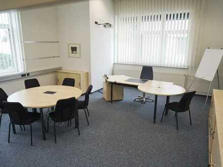 Büro- und Lagerfläche