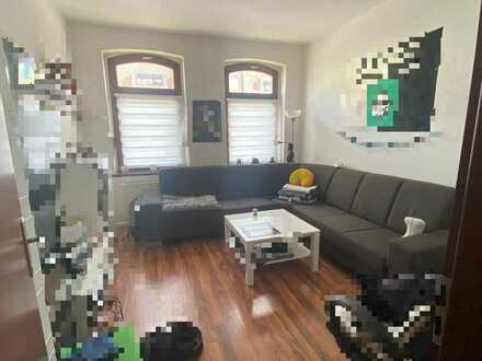 kleine freundliche 2 Zimmer Wohnung im EG
