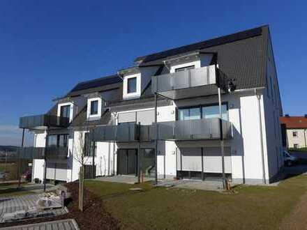 Erstbezug einer hellen und freundlichen Dachgeschosswohnung in Bindlach