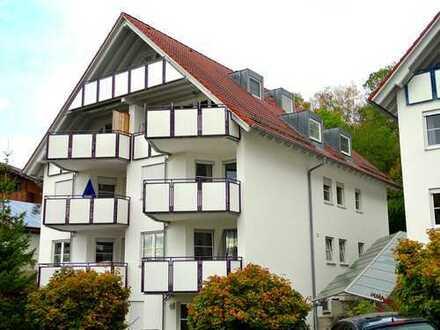 Gemütliche 2-Zimmer Wohnung in Lonsee!