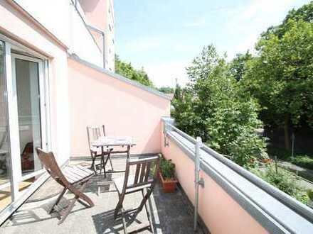Prinz-Karl-Viertel Wohnung mit Terrasse **