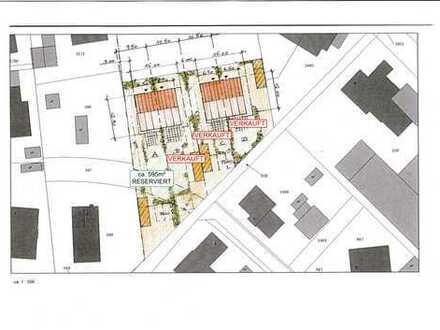 Baugrundstück in Bielefeld-Sennestadt für eine Doppelhaushälfte