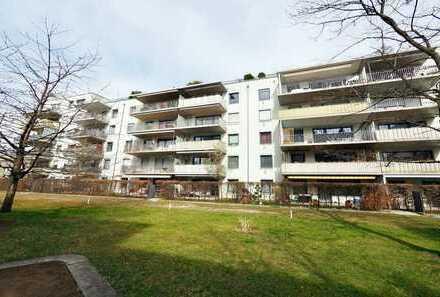 Perfekte 4-Zi.-Familienwohnung mit großem SW-Balkon in Bogenhausen!