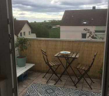 Freundliche 2-Zimmer-Wohnung mit Balkon in Deidesheim
