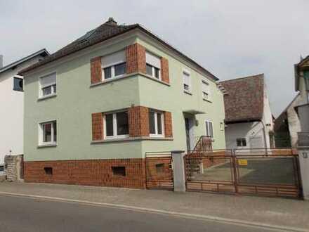 Erdgeschosswohnung in Büchenau nur an Einzelperson zu vermieten