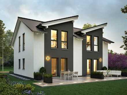 Das ideale Haus für zwei Familien inklusive super Grundstück !