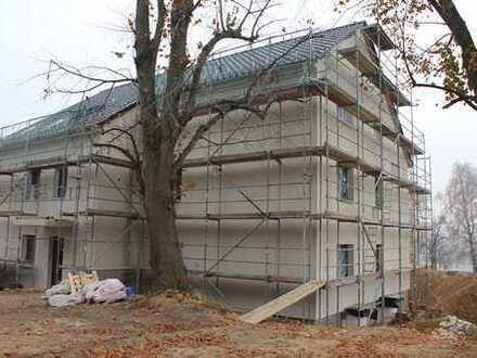 Erstbezug: schöne 3-Zimmer-EG-Wohnung mit Terrasse in Nossen/Rhäsa