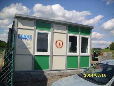 Transportables Modulhaus, vielseitig verwendbar als Gäste- oder Wochenendhaus