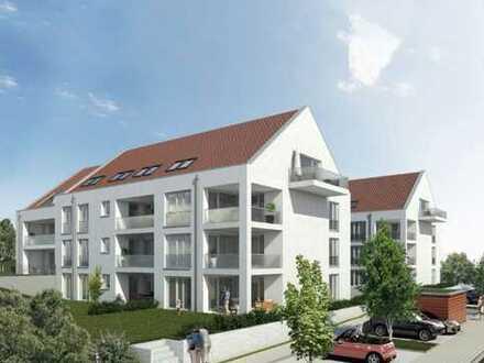 Erstbezug: Hochwertige 3-Zimmer-Neubauwohnung in traumhafter Lage von Holzgerlingen